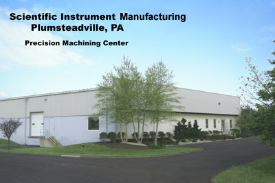 SIS Machine Shop In Plumsteadville, PA