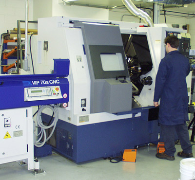 CNC Truning Centers